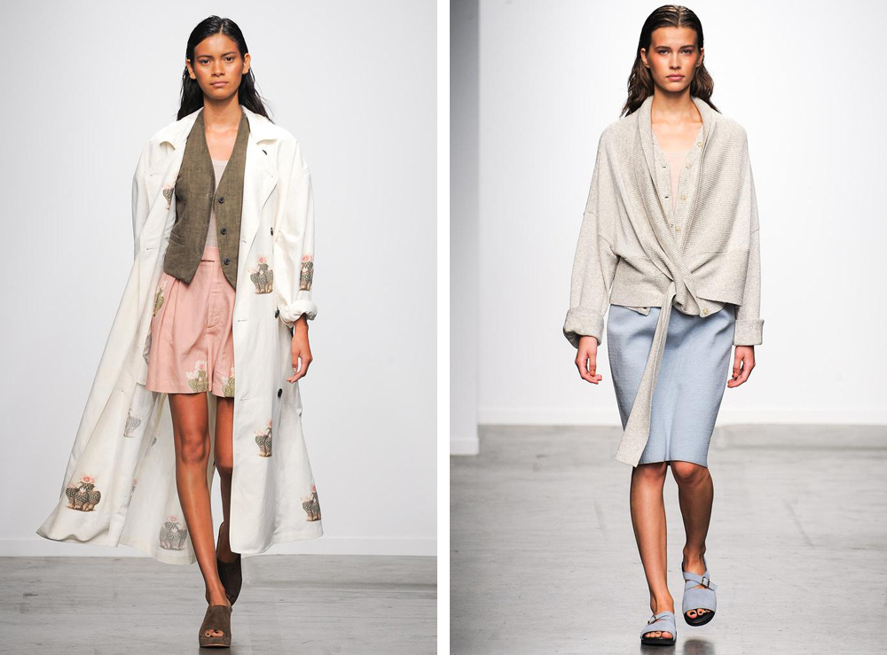 Good Bones // Creatures of Comfort Spring 2015 RTW