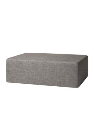 Hem brick pouf
