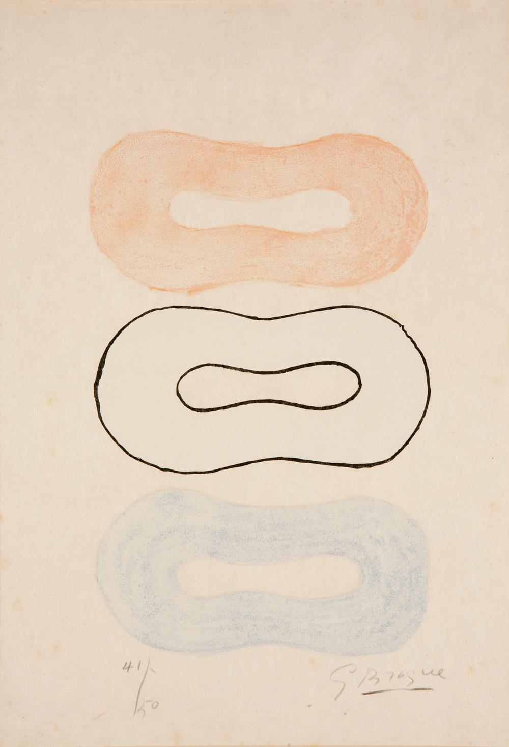La Liberté des Mers, Georges Braque