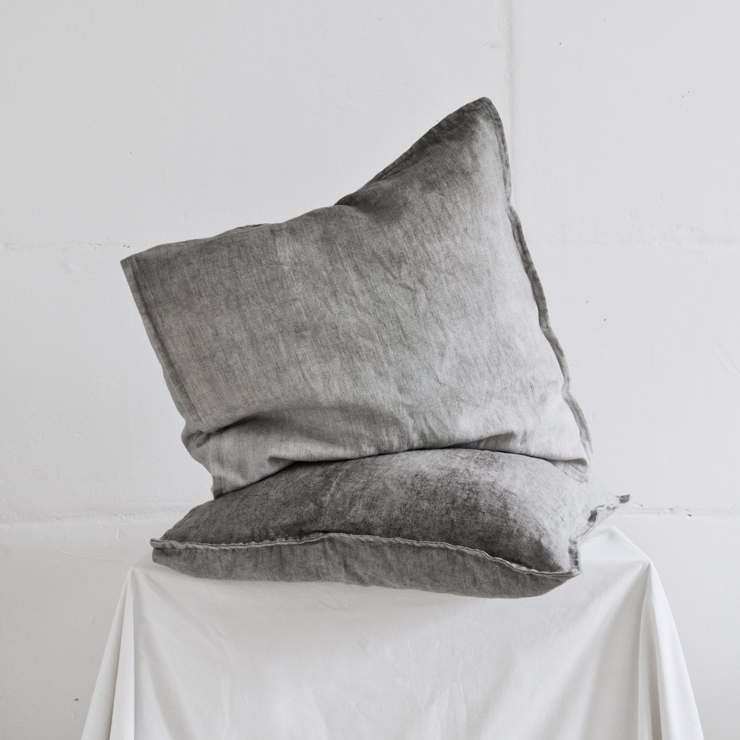 Taftyli linen pillow cases
