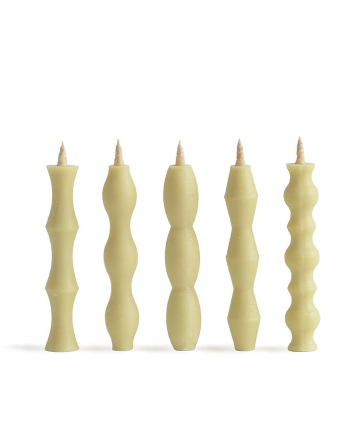 Nanao candles by Takazawa Candle
