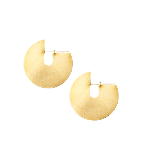 Ahnka earrings by Fay Andrada