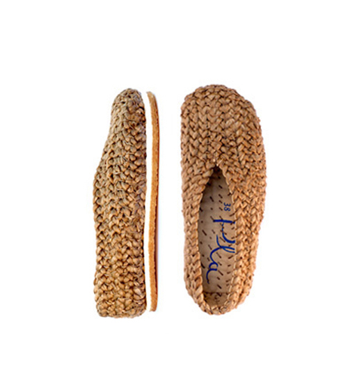 Pla jute shoes
