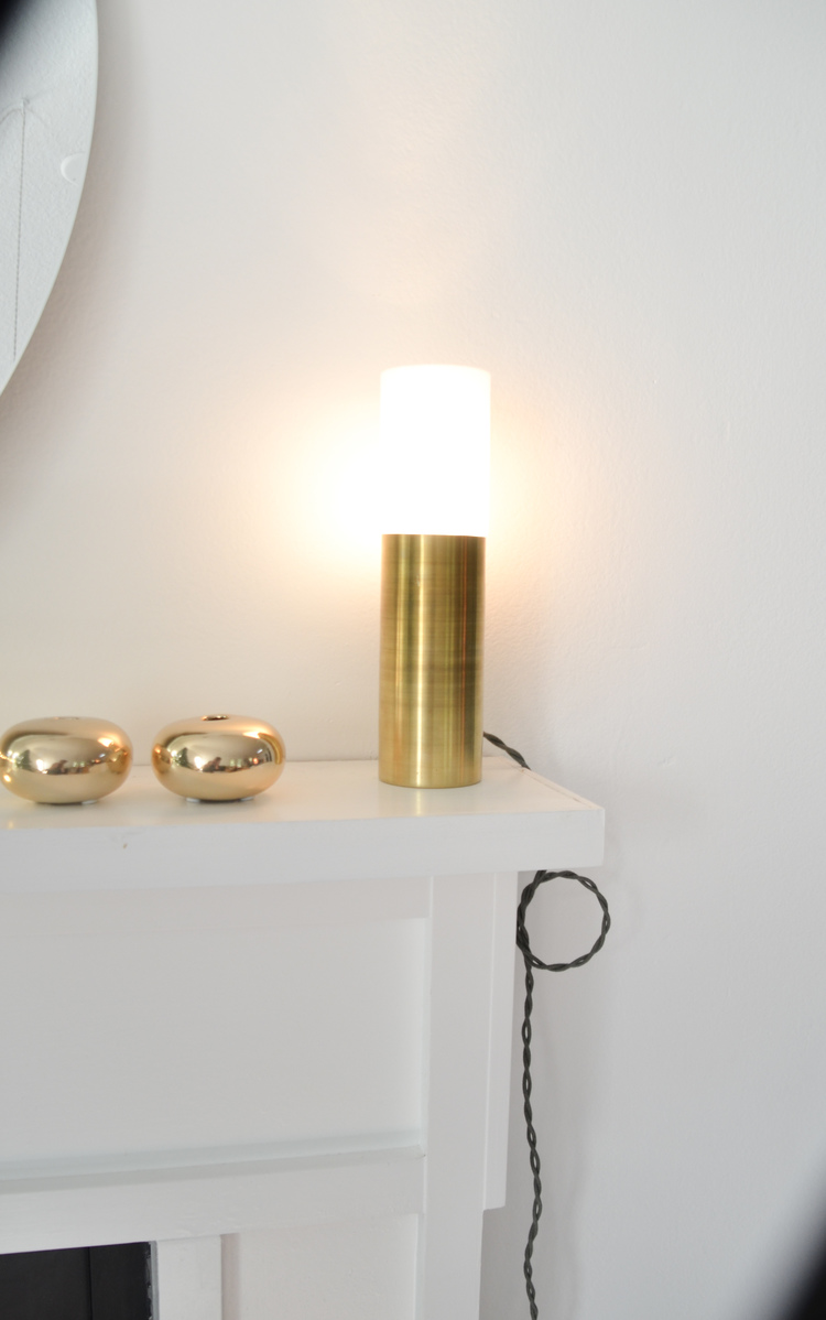 Major table lamp by Triple Seven