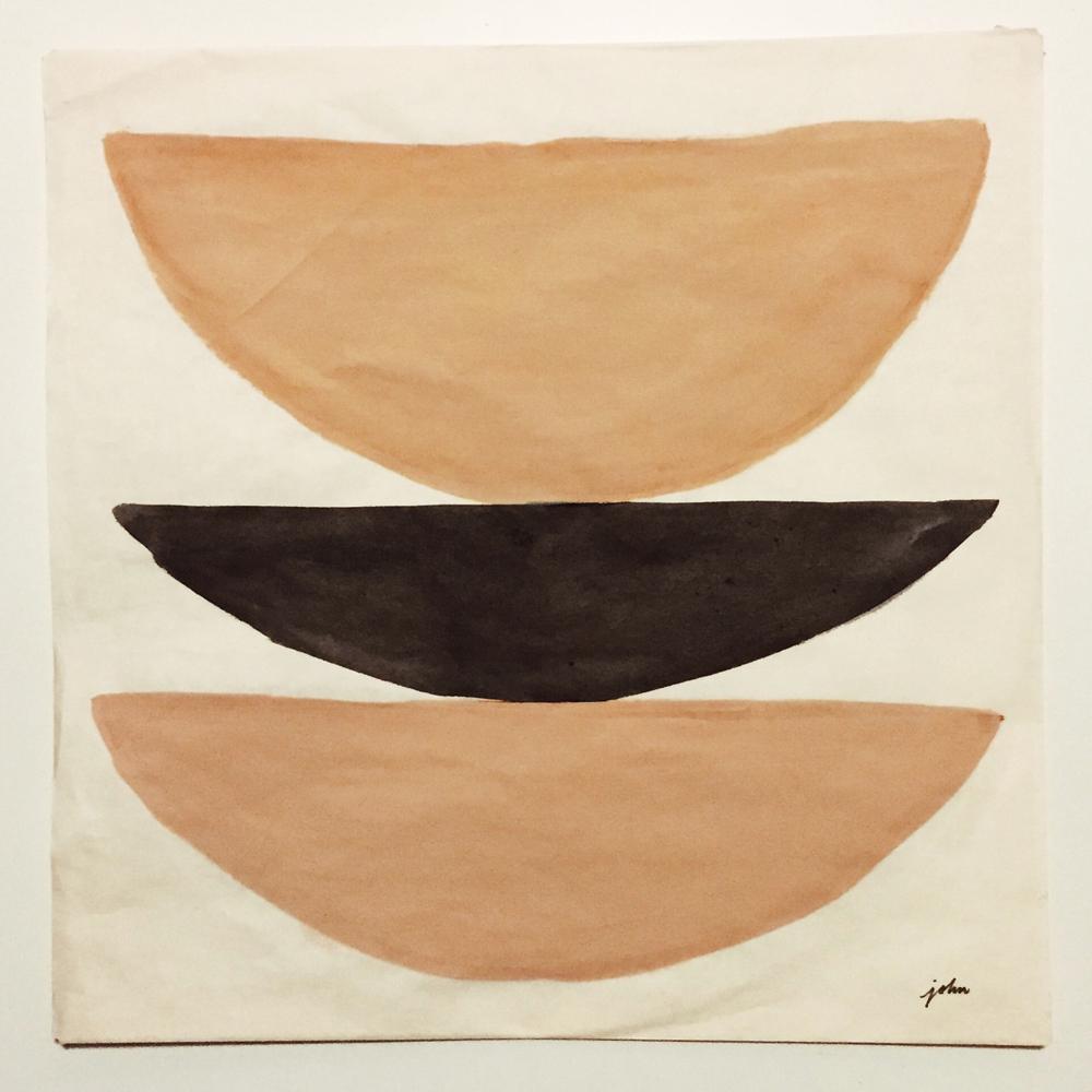 """John Zabawa, """"Bowls"""", 2016"""