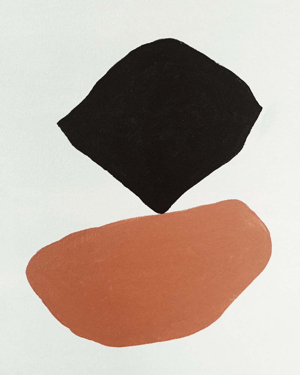 "John Zabawa, ""Stones"", 2016"