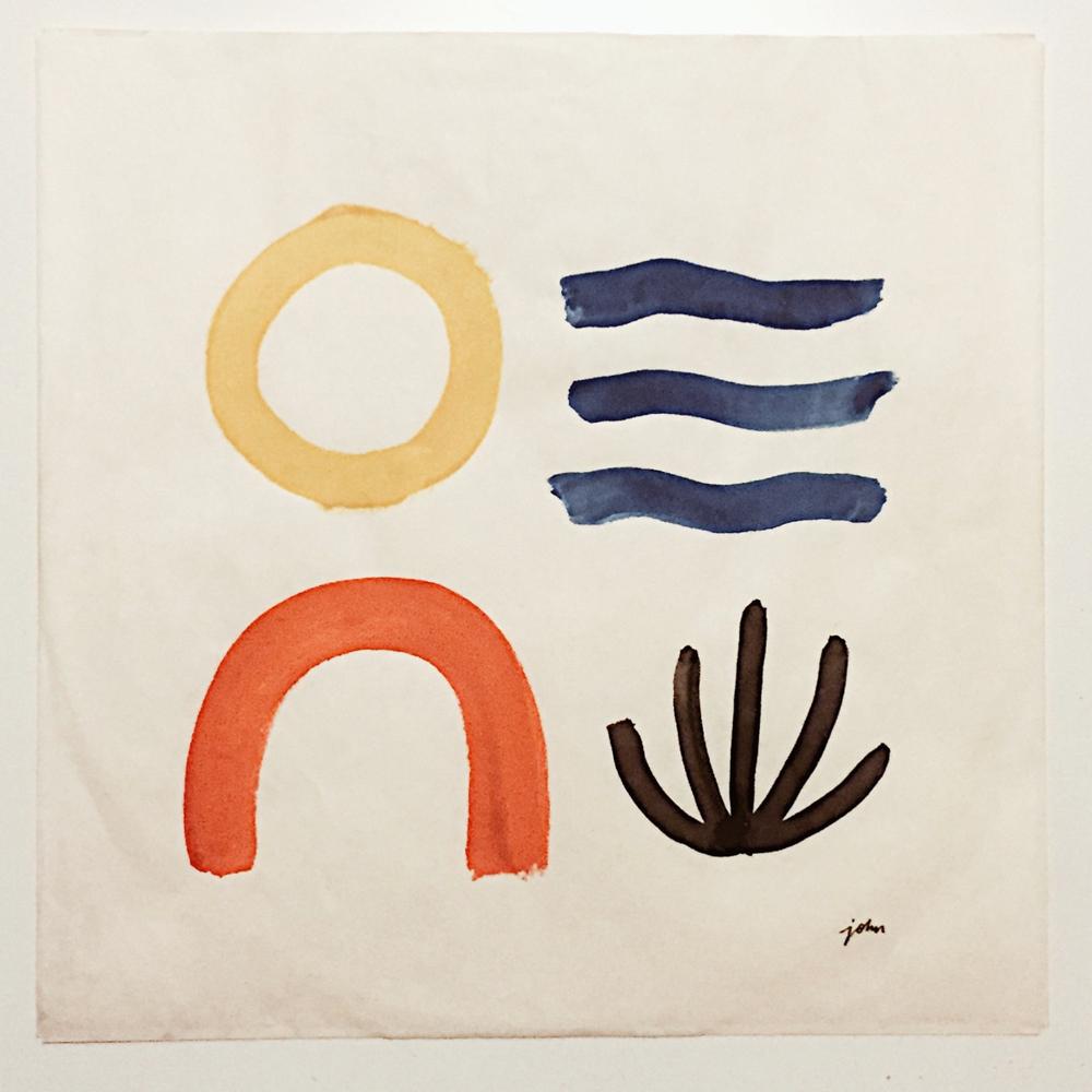 """John Zabawa, """"Elements"""", 2016"""