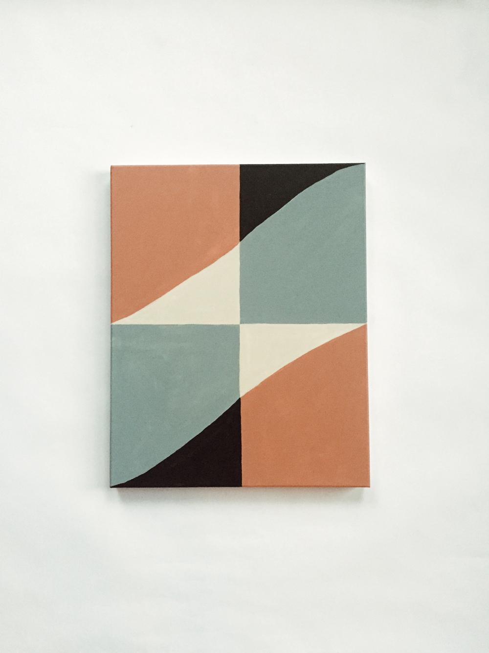"John Zabawa, ""Color Study"""