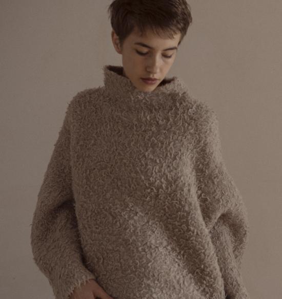 Lauren Manoogian Sherpa pullover