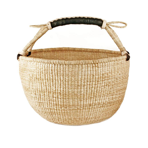 Bolga Basket, found at Connected Goods